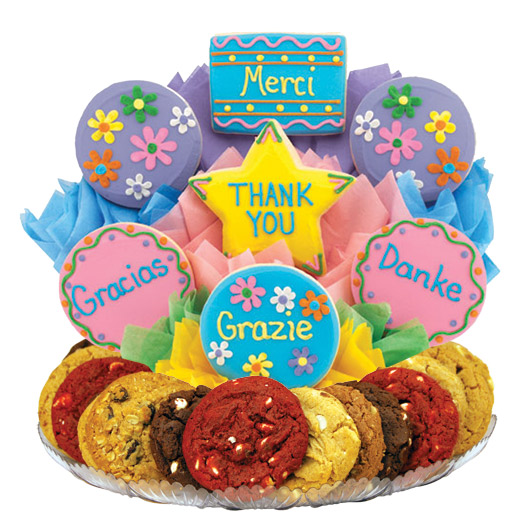 World of Thanks Gourmet Gift Basket