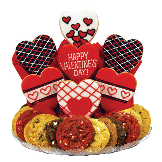 Lots of Love Gourmet Gift Basket
