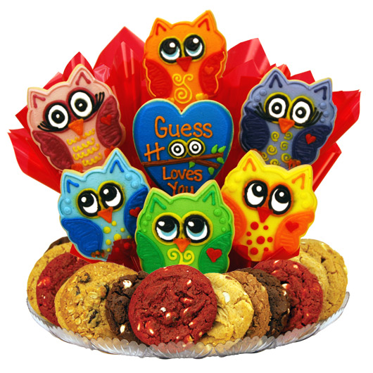 Birthday Hoot Gourmet Gift Basket
