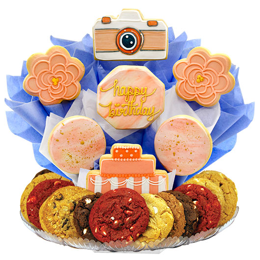 Picture Perfect Birthday Gourmet Gift Basket