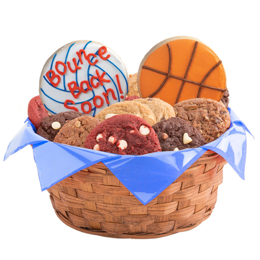 Bounce Back Soon Cookie Basket