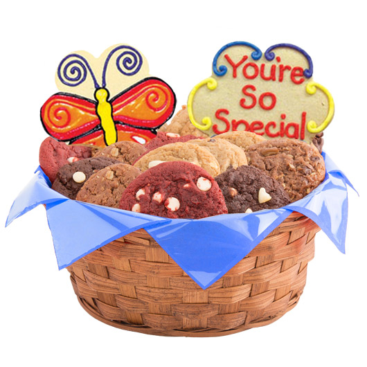You're So Special Cookie Basket