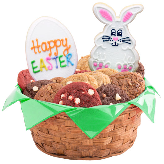 Happy Easter Cookie Basket