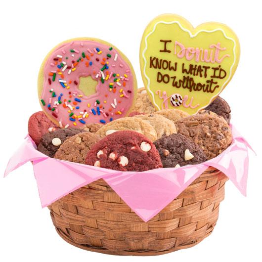 Donut Gift Basket | Cookie Basket