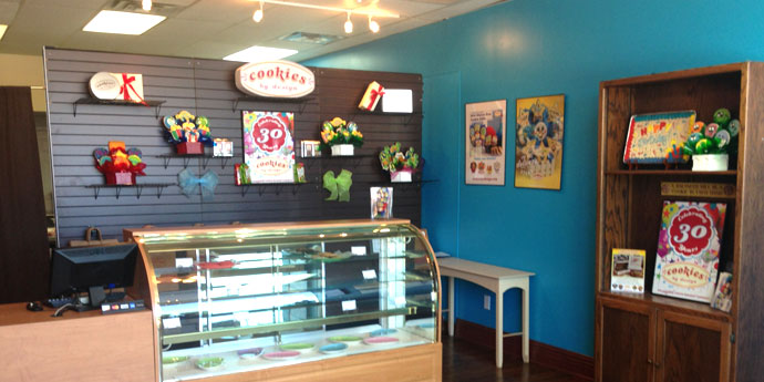 Cookies By Design Franchise