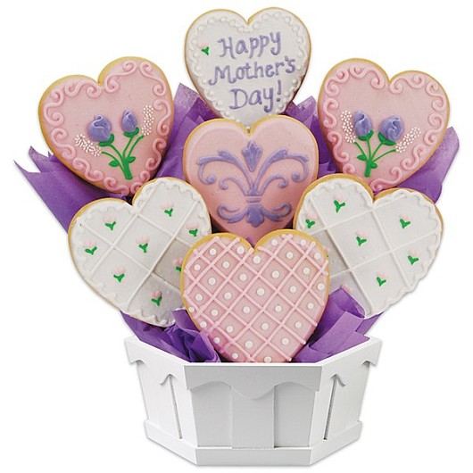 Mother's Day Heirloom Cookie Bouquet