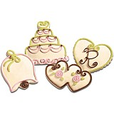 CFA14 - Blissful Wishes Cookie Favors