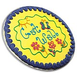 PC10 - Get Well Iced Cookie Cake