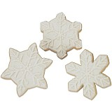 CFA18 - Snowflake Crystal Cookie Favors