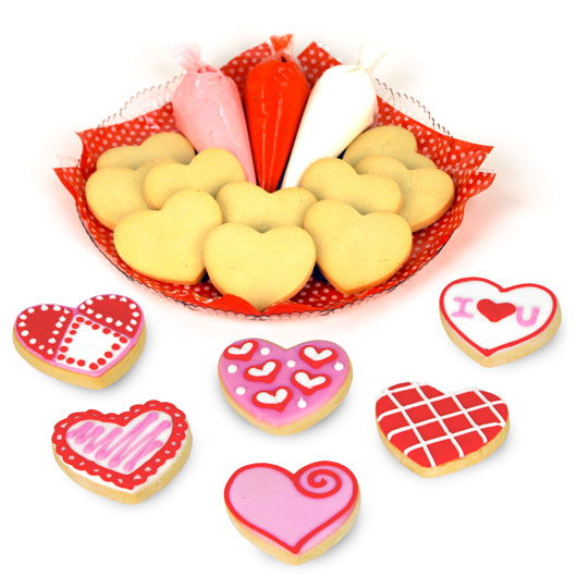 cookie decorating kit   valentines gift for kids   cookiesdesign, Ideas
