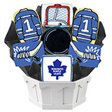 NHL1-TOR - Hockey Bouquet - Toronto Maple