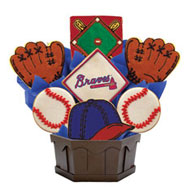 MLB1-ATL - MLB Bouquet - Atlanta Braves