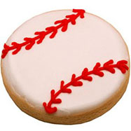 CFG27 - Sports Baseball Cookie Favors