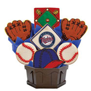 MLB1-MIN - MLB Bouquet - Minnesota Twins