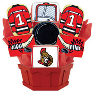 NHL1-OTT - Hockey Bouquet - Ottawa