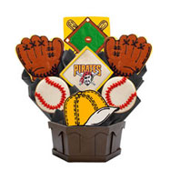 MLB1-PIT - MLB Bouquet - Pittsburgh Pirates