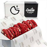 BX8-RV - Box of One Dozen Red Velvet Gourmets