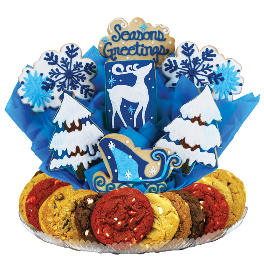 Winter Wonderland Gourmet Gift Basket