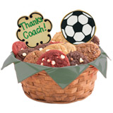 W220 - Soccer Thank You Basket