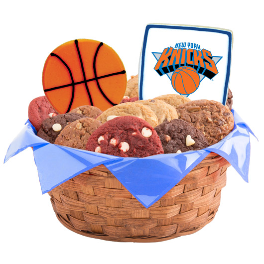 Pro Cookie Basketball Cookie Basket - New York
