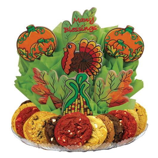 Fall Blessings Gourmet Gift Basket