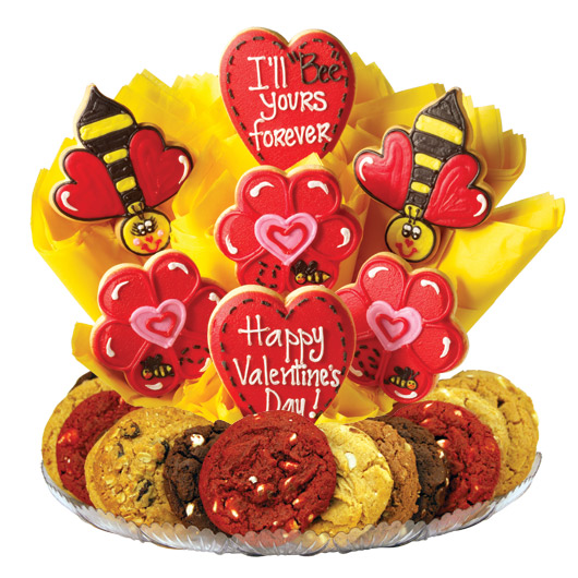 "I'll ""Bee"" Yours Forever Gourmet Gift Basket"