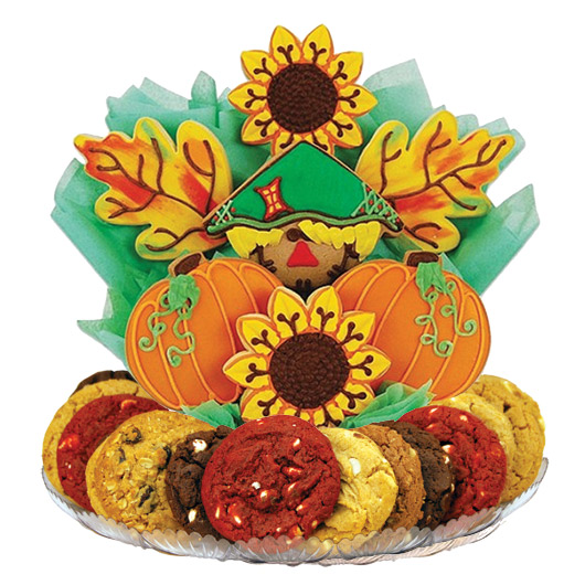 Harvest Happiness Gourmet Gift Basket