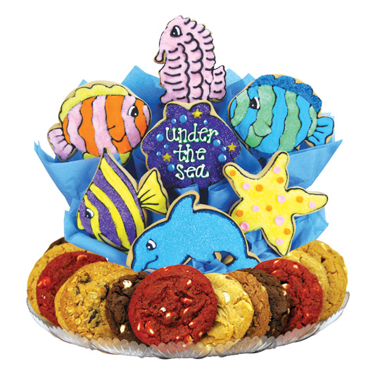 Under The Sea Gourmet Gift Basket
