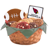 WNFL1-ARI - Football Basket - Arizona