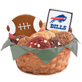 WNFL1-BUF - Football Basket - Buffalo