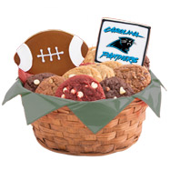 WNFL1-CAR - Football Basket - Carolina