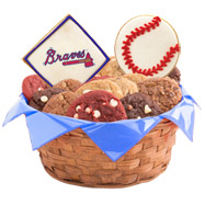WMLB1-ATL - MLB Basket - Atlanta Braves