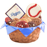 WMLB1-LAD - MLB Basket - Los Angeles Dodgers