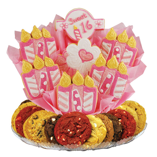 Happy 16th Gourmet Gift Basket
