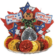 443842a4 Veterans Day Gifts | Gifts for Veterans | Cookies by Design