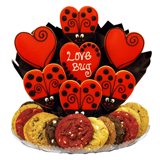 Love Bug Gourmet Gift Basket