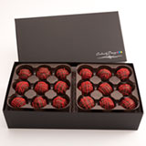 CBT361 - Chocolate Brownie Truffles - 36 Count
