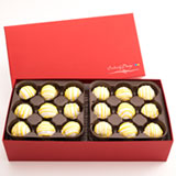 CBT362 - Lemon Truffles - 36 Count