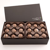CBT364 - Chocolate Peanut Butter Truffles - 36 Count