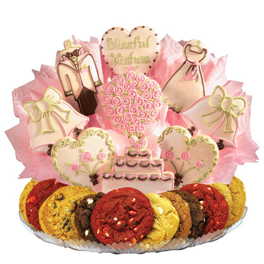 Blissful Wishes Gourmet Gift Basket