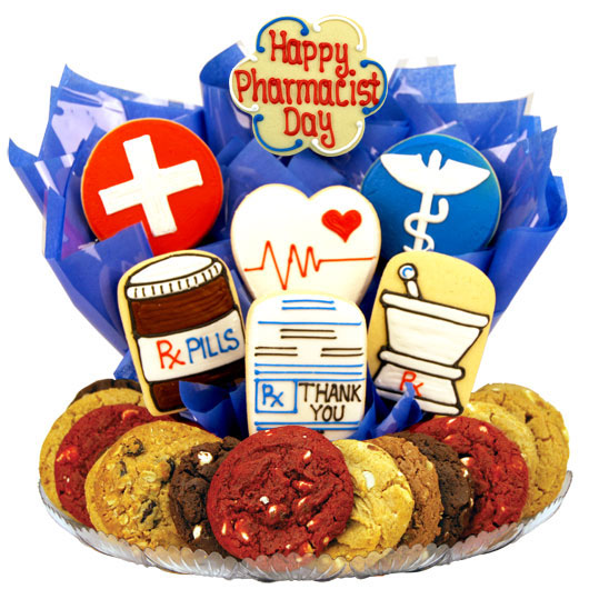 Pharmacy Week Gourmet Gift Basket