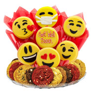 B451 - Sweet Emojis BouTray™-Get Well