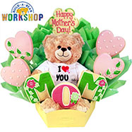 BAB418 - Build-A-Bear - Love for Mom