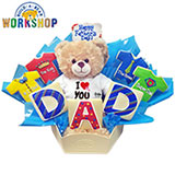 BAB462 - Build-A-Bear- Shirts for DAD