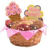 W4 - Ice Cream Cones Basket