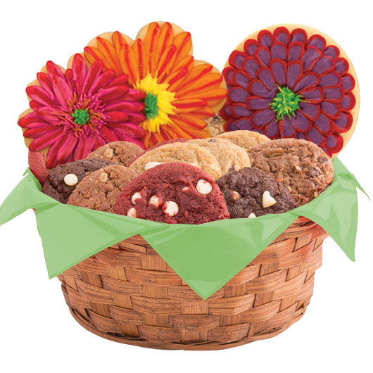 Autumn Glow Cookie Basket