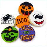CFH3 - Halloween Bash Cookie Favors