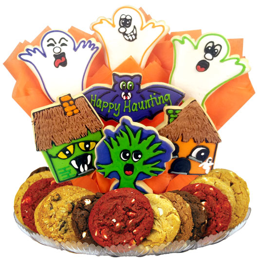 Happy Haunting Gourmet Gift Basket