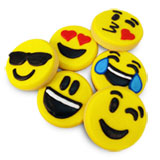 CFA38 - Sweet Emoji Cookie Favors