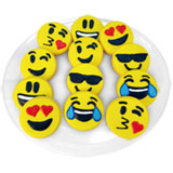TRY38 - Sweet Emoji Favor Tray
